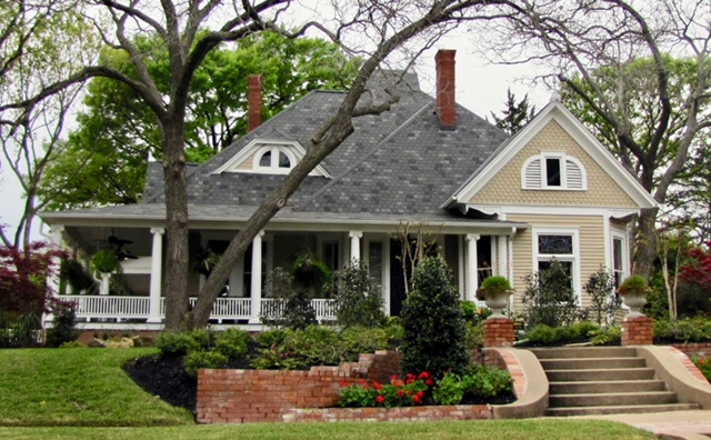 Historic Home with new roof